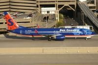 Photo: Sun Country Airlines, Boeing 737-800, N818SY