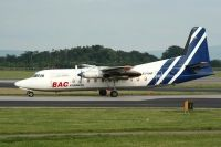 Photo: BAC Express Airlines, Fokker F27 Friendship, EI-SMF