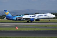 Photo: Thomas Cook Airlines, Airbus A321, G-TCDA