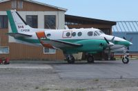 Photo: Buffalo Airways, Beech King Air, C-FCGE