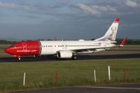Photo: Norwegian Air Shuttle, Boeing 737-800, LN-NIA