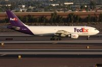 Photo: Federal Express / FedEx Express, Airbus A300-600, N668FE