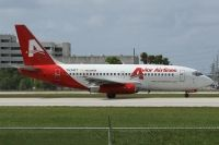 Photo: Avior Airlines, Boeing 737-200, YV341T
