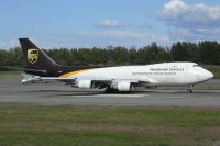 Photo: United Parcel Service - UPS, Boeing 747-400, N582UP