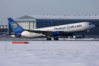 Photo: Thomas Cook Airlines, Boeing 767-300, G-TCCA