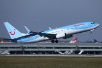 Photo: Thomson Holidays, Boeing 737-800, G-TAWH
