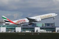 Photo: Emirates, Boeing 777-300, A6-EPA