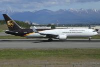Photo: United Parcel Service - UPS, Boeing 767-300, N355UP