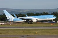 Photo: TUI Airlines Belgium, Boeing 767-300, OO-TUC