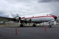 Photo: Untitled, Douglas DC-6, N434TA