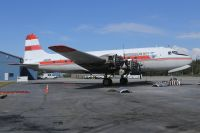 Photo: Untitled, Douglas C-54 Skymaster, N96358