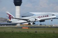 Photo: Qatar Airways, Boeing 787, A7-BCU