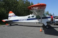 Photo: Civil Air Patrol, De Havilland Canada DHC-2 Beaver, N5347G