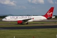 Photo: Virgin Atlantic Airways, Airbus A320, EI-EZW