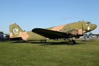 Photo: Untitled, Douglas C-47, N2805J
