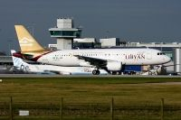Photo: Libyan Arab Airlines, Airbus A320, 5A-LAI
