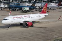 Photo: Juneyao Airlines, Airbus A320, B-1870
