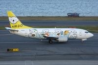 Photo: Hokkaido International Airlines - Air Do, Boeing 737-500, JA305K