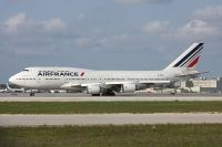 Photo: Air France, Boeing 747-400, F-GISC