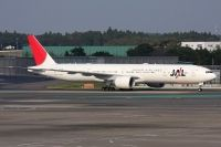 Photo: Japan Airlines - JAL, Boeing 777-300, JA741J