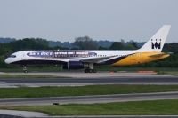 Photo: Monarch Airlines, Boeing 757-200, G-MONJ