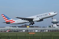 Photo: American Airlines, Airbus A330-200, N292AY