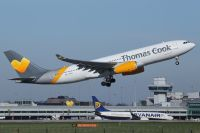 Photo: Thomas Cook Airlines, Airbus A330-200, G-MDBD