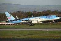 Photo: Thomson Holidays, Boeing 757-200, G-OOBC