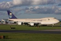 Photo: Saudi Arabian Cargo, Boeing 747-400, TF-AMC