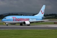 Photo: Thomsonfly, Boeing 737-300, G-THOP