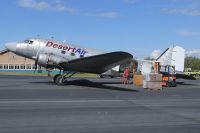 Photo: Desert Air, Douglas DC-3, N272R