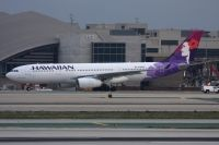 Photo: Hawaiian Air, Airbus A330-200, N396HA