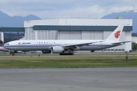Photo: Air China, Boeing 777-300, B-2045