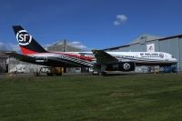 Photo: SF Airlines, Boeing 757-200, G-FCLA