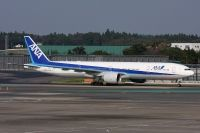 Photo: All Nippon Airways - ANA, Boeing 777-300, JA783A