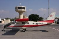 Photo: Untitled, Vulcanair P68 Observer 2, N87AG