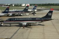 Photo: US Airways Express, Embraer EMB-170, N802MD