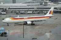 Photo: Iberia, Airbus A330-300, EC-LXK