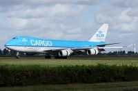 Photo: KLM Cargo, Boeing 747-400, PH-CKA