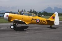 Photo: Royal Canadian Air Force, North American Harvard, 20325