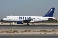 Photo: Airblue, Airbus A319, AP-EDC