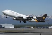 Photo: United Parcel Service - UPS, Boeing 747-400, N570UP