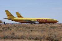 Photo: DHL, Airbus A300, N365DH
