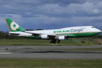 Photo: EVA Air Cargo, Boeing 747-400, B-16402
