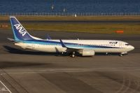 Photo: All Nippon Airways - ANA, Boeing 737-800, JA56AN