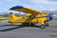 Photo: US Forest Service, De Havilland Canada DHC-2 Beaver, N904AK