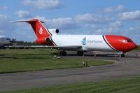 Photo: Oil Spill Responce, Boeing 727-200, G-OSRA