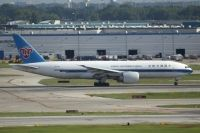 Photo: China Southern Cargo, Boeing 777-200, B-2072