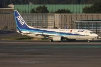 Photo: All Nippon Airways - ANA, Boeing 737-800, JA55AN