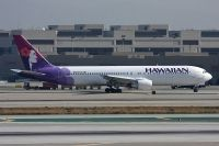 Photo: Hawaiian Air, Boeing 767-300, N597HA